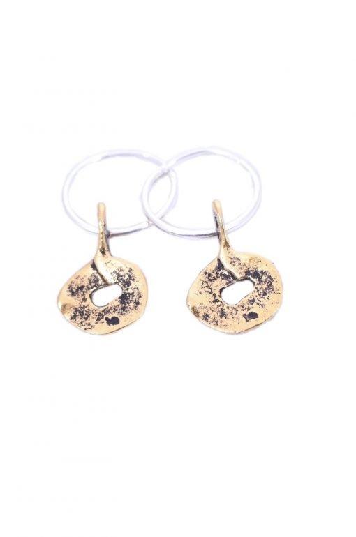 Sterling Silver Loop Earrings
